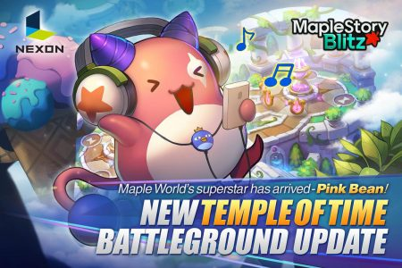 Maplestory Blitz receives a quite large update