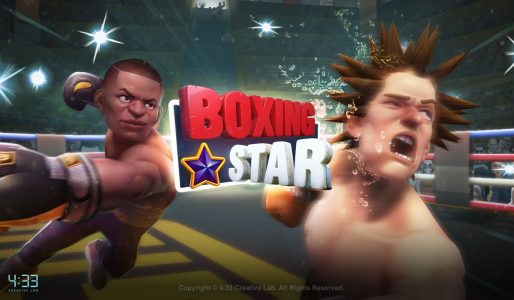 Boxing Star Reached 1 Million pre-registrations