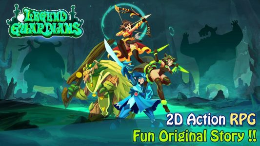 Legend Guardians – Mighty Heroes: Action RPG