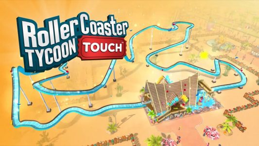 RollerCoaster Tycoon Touch Wet 'n Wild Water Park Expansion is Out