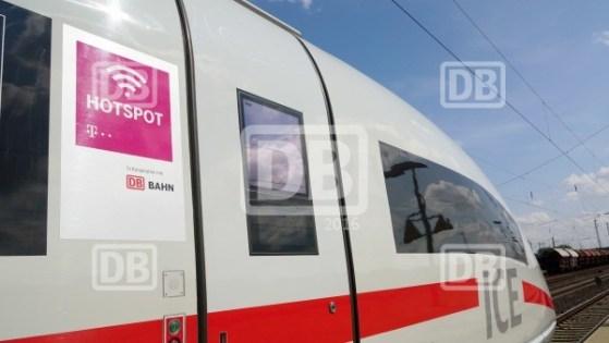 Bahn Hotspot