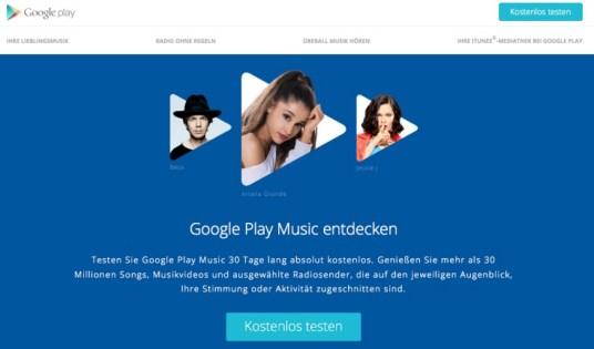 Google Musik