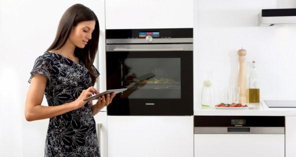 Home Connect Ofen App steuern im Smart Home