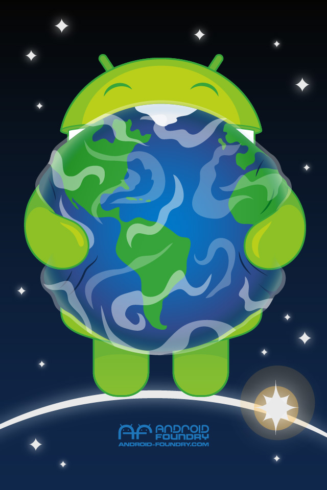 Wallpaper   Earth Day   Android Foundry Wallpaper   Earth Day
