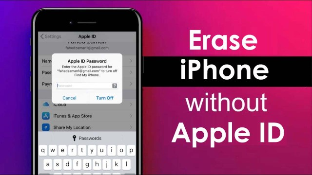 Top 20 Proven Ways On How To Erase iPhone Without Apple ID