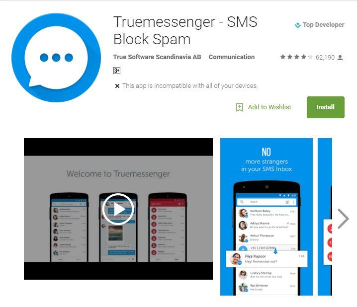 Truemessenger - ТОП 10 лучших приложений для Android