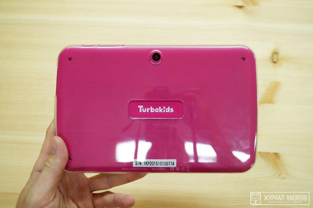 Детский планшет TurboKids Princess (4)
