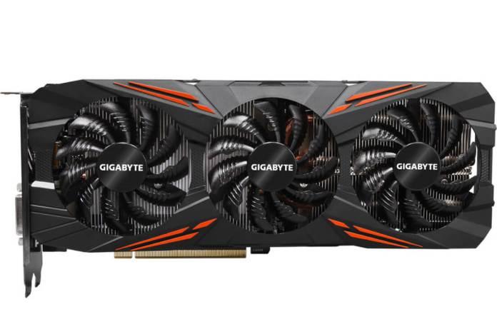 GIGABYTE GeForce GTX 1070 G1 Gaming 8G