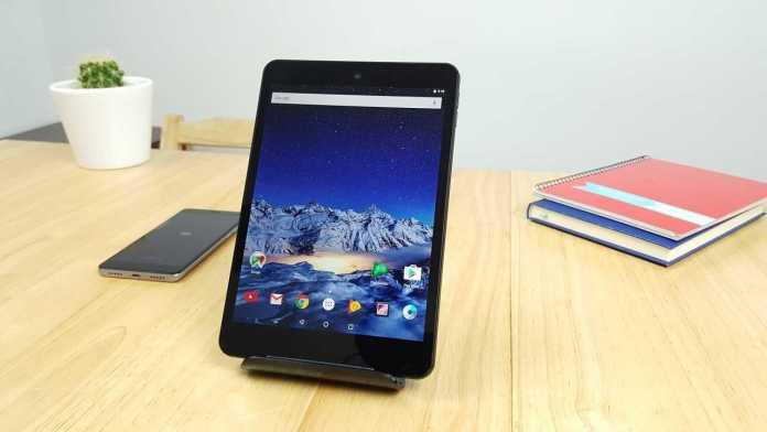FNF iFive Mini 4 — лучший планшета 2018 года до 15000