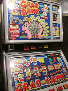 Grab The Bank Fruit Machine