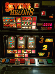 Sevens and Melons Fruit Machine