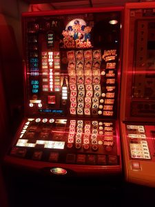 The Rat Pack Fruit Machine