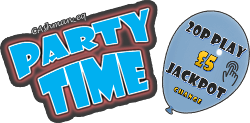Party Time Community 20p Play £5 Jackpot