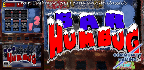 Bar Humbug Arena For Android : Christmas Slot