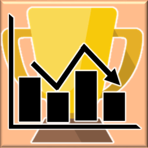 Overall Cash Increase Icon