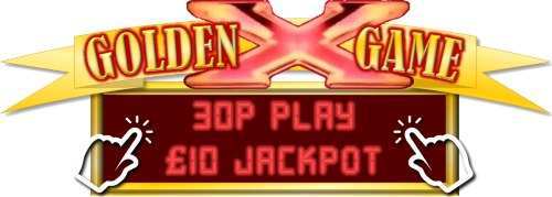 Golden Game 30p Play £10 Jackpot