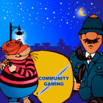 Cops N Robbers Club Slot For Android by CAshman_eq