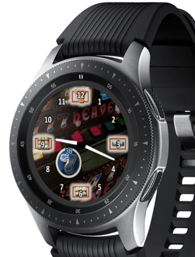 777 Heaven Smart Watch Face