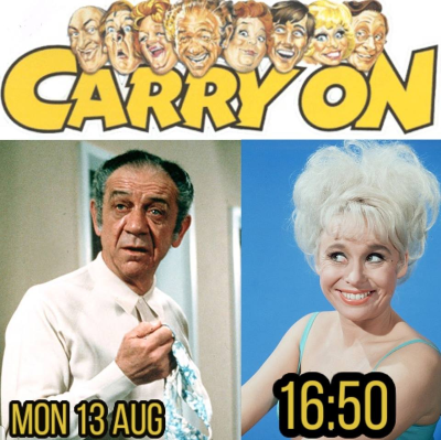 Carry On Movies Smart Watch Face