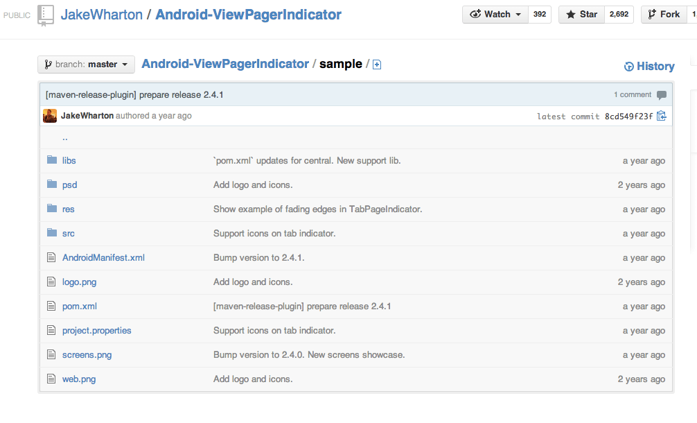 Android-ViewPagerIndicator_sample_at_master_·_JakeWharton_Android-ViewPagerIndicator