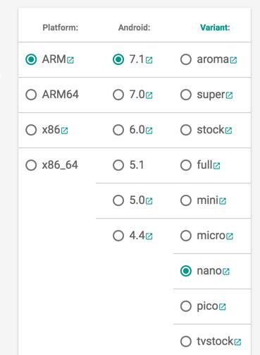 本当に32ビット?】Android端末の CPU の ABI を特定する