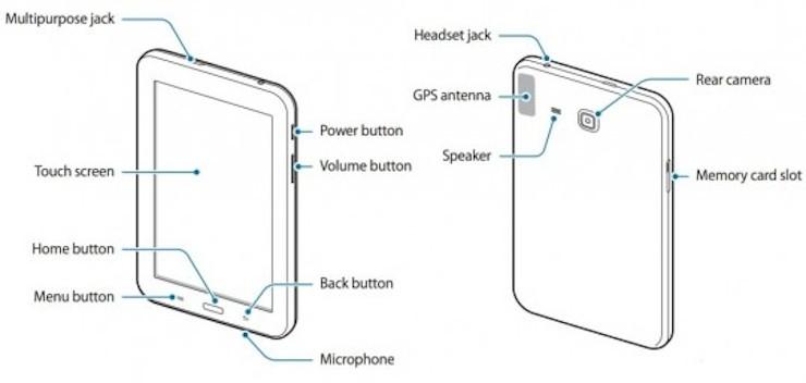 Samsung Galaxy Tab 3 Lite confermato da un manuale utente