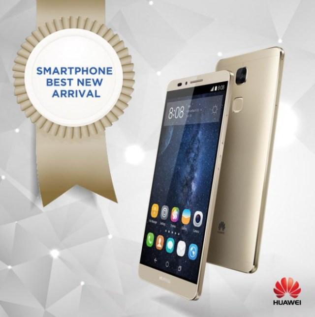 id406438 Huawei Ascend Mate 7 é eleito o melhor smartphone de 2014 na China image
