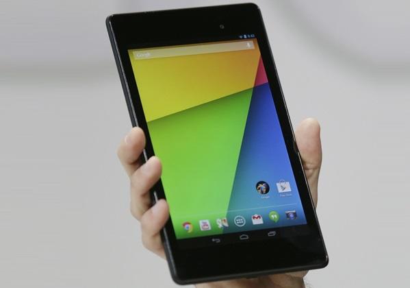 Nexus 7 Bug GPS