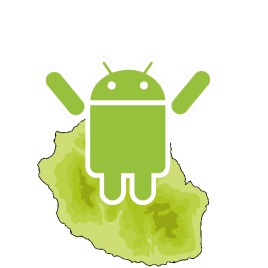 Android Réunion / Logo