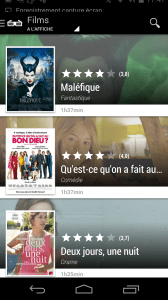 O'Ciney : Films à l'affiche