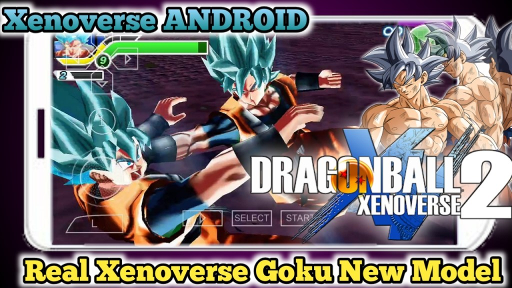DB Xenoverse 2 on Android