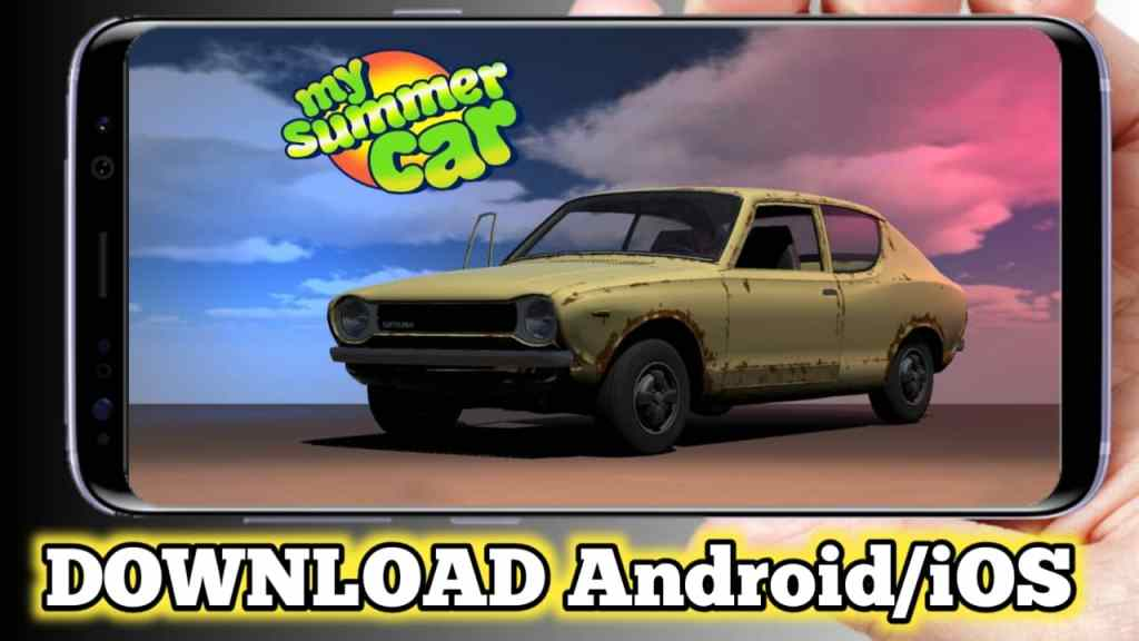 My Summer Car Apk for Android & iOS Free Download