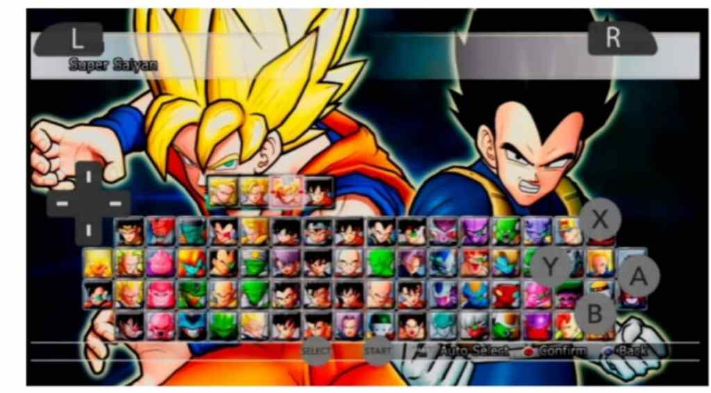 Dragon Ball Raging Blast 2 Apk for Android & iOS Download
