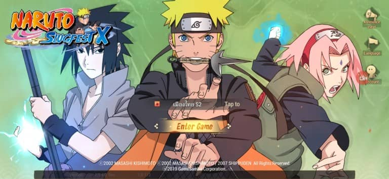 Naruto Slugfest X Mod Apk Download For Android/iOS