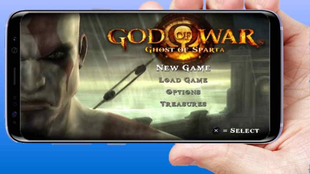 God Of War Ghost of Sparta PPSSPP Highly Compressed Download