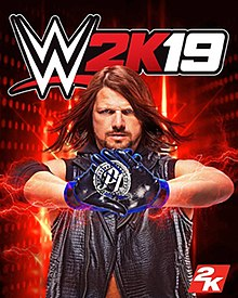 WWE 2K19 PPSSPP File Download (Highly Compressed)