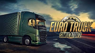 Euro Truck Simulator 2 PPSSPP ISO Zip File Download for Android
