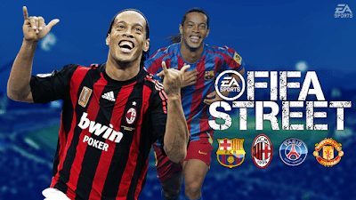 Fifa Street 4 PPSSPP Download for Android Free
