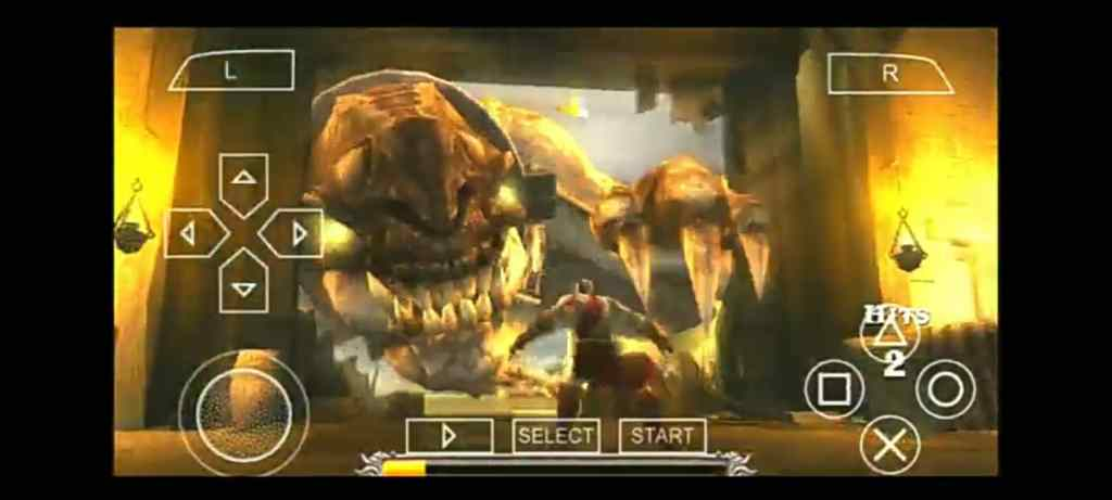 GOW COO PSP ISO