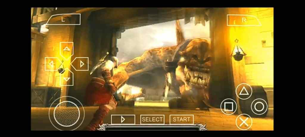 God of War Chains Of Olympus PPSSPP ISO [80MB] File Download