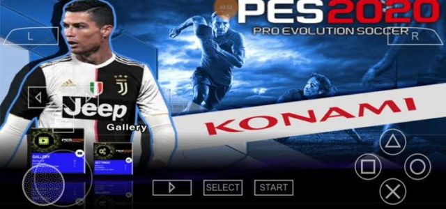 Pes 2020 ppsspp file PS4 camera android offline