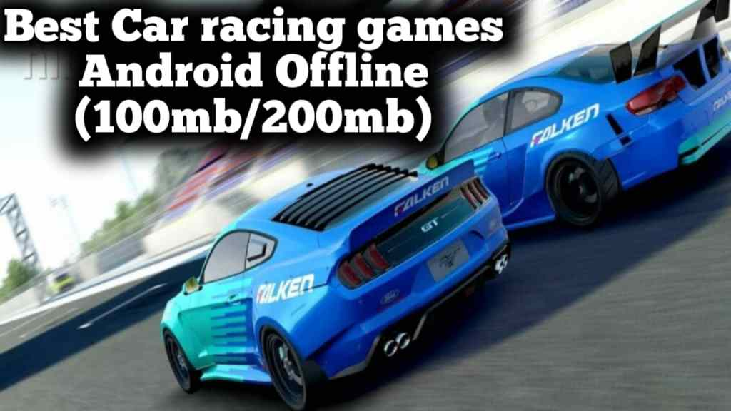 Best car racing games Android 2021