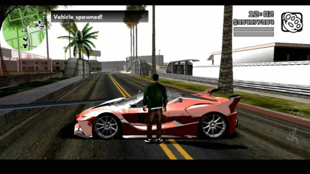 Gta 6 PPSSPP gameplay