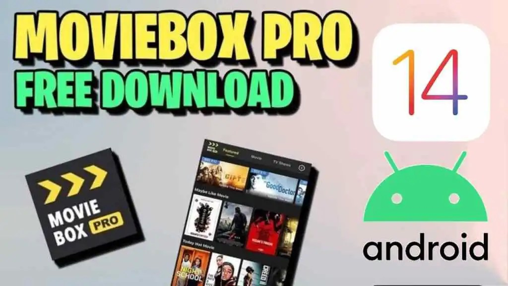 MovieBox Pro APK Download for Android/iOS