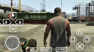 Gta 5 PPSSPP download