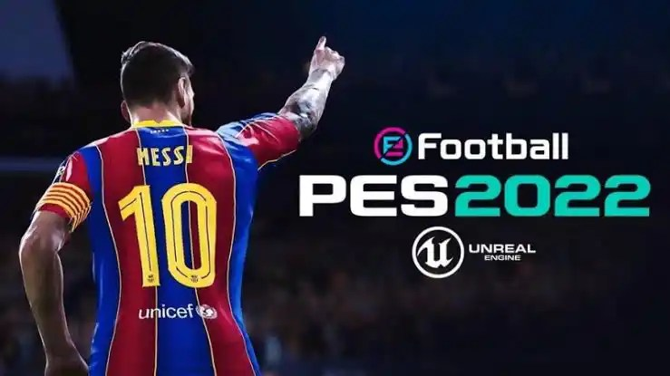 PES 2022 APK OBB Download For Android