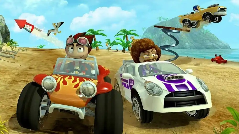 Beach Buggy Racing MOD APK Download Android & IOS