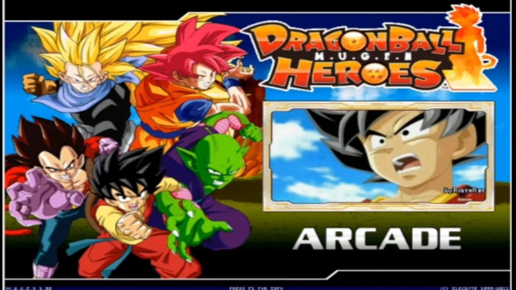 Dragon Ball Heroes Mugen Game Download For Android