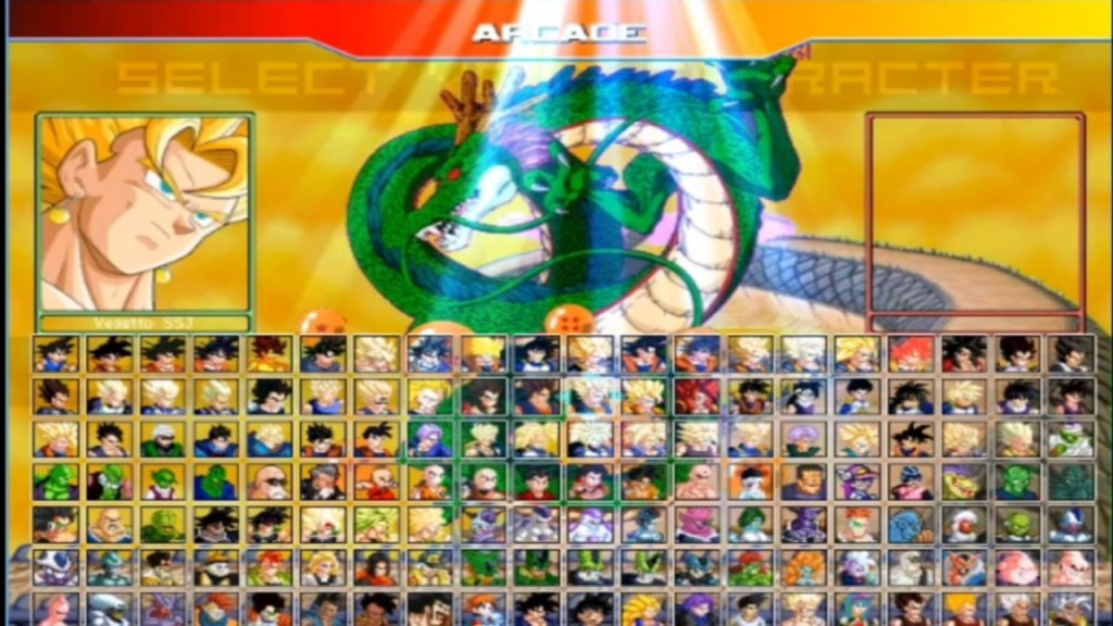 Dragon Ball Z Mugen