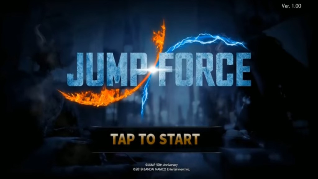 Jump Force for Android/iOS Download 2020